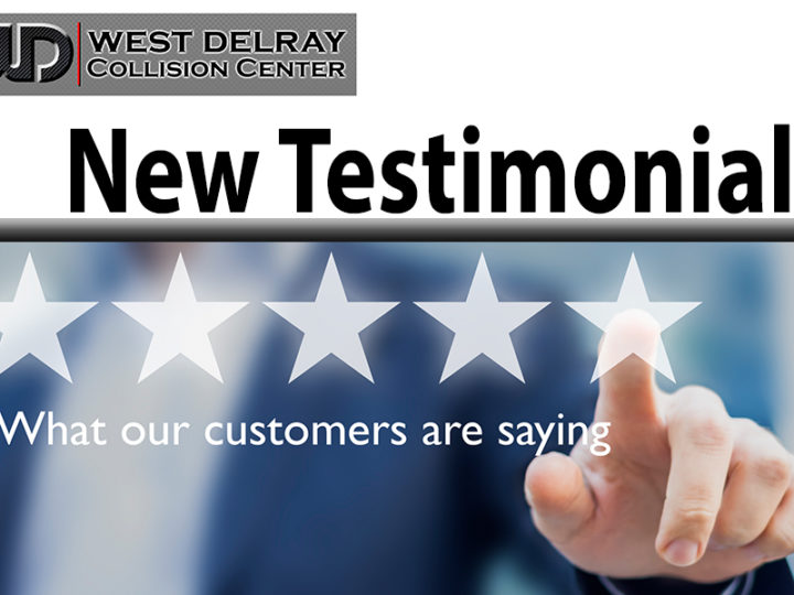 YELP | TESTIMONIAL | West Delray Collision Center