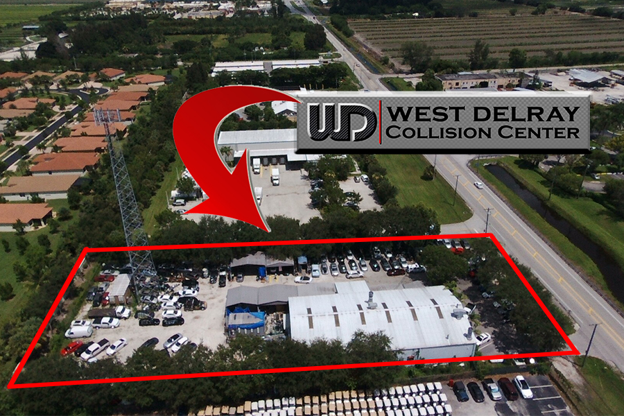 West Delray Collision Center Best