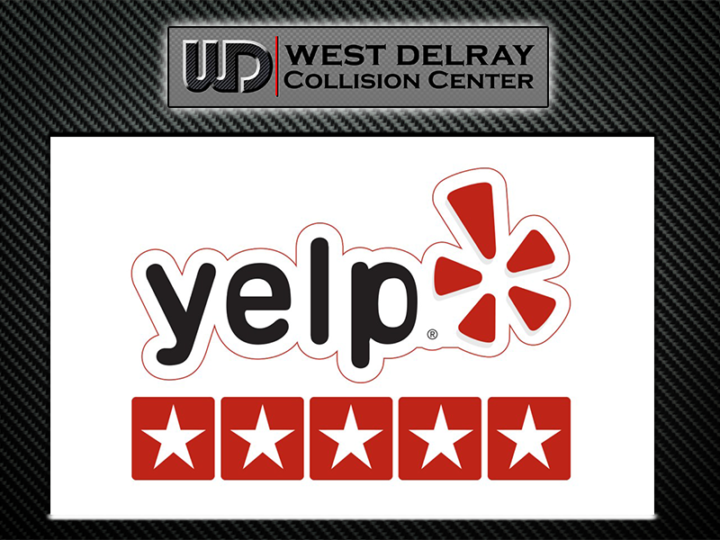 Yelp 5 STAR Review – Eric R. | West Delray Collision Center