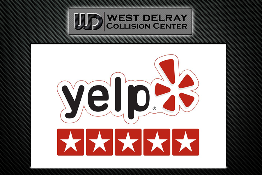Yelp 5 STAR Review – Reginald W    West Delray Collision